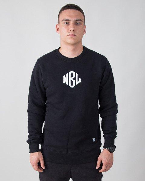 Bluza New Bad Line ROMB BLACK | Odzież  Męska  Bluzy