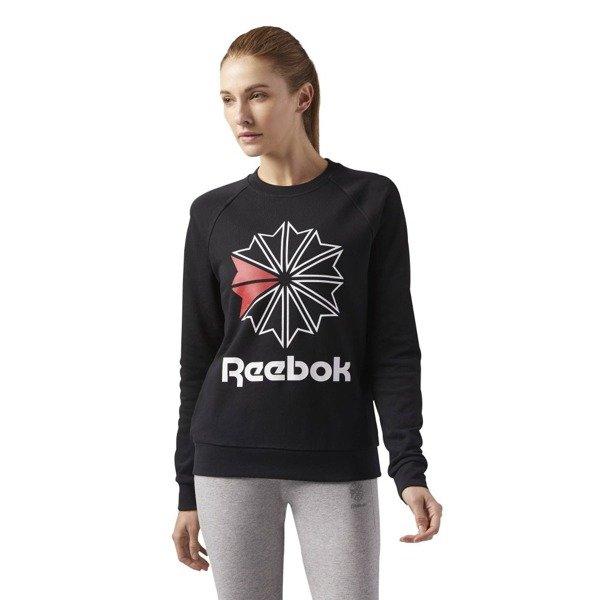 a364d062fdaa8e Bluza Reebok W Startcrest Crewneck (CY4713) | Odzież \ Damska \ Bluzy |  Street Colors