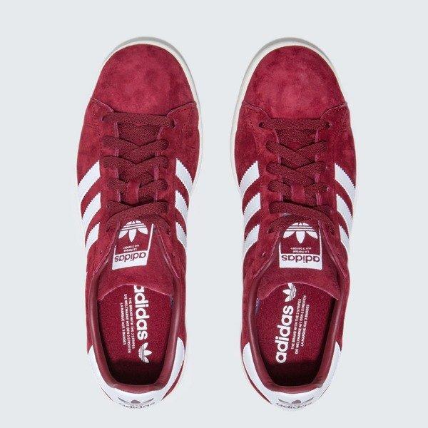 Buty adidas Campus BZ0087 CburguFtwwhtCwhite porównaj