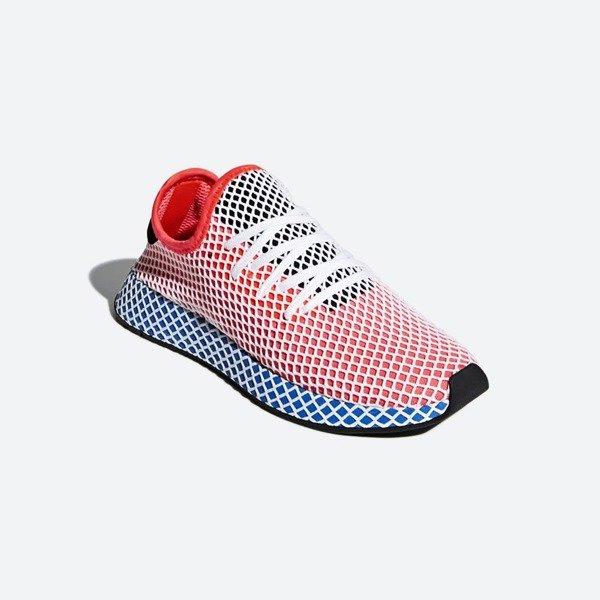 Buty Adidas NMD R1 (F35882) GreyGrey?Solar Red