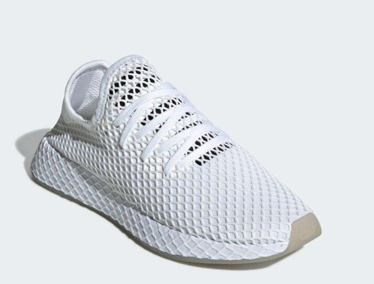 sprzedawane na całym świecie konkurencyjna cena Całkiem nowy Buty Adidas Deerupt Runner (EE5673) FOOTWEAR WHITE/CORE ...