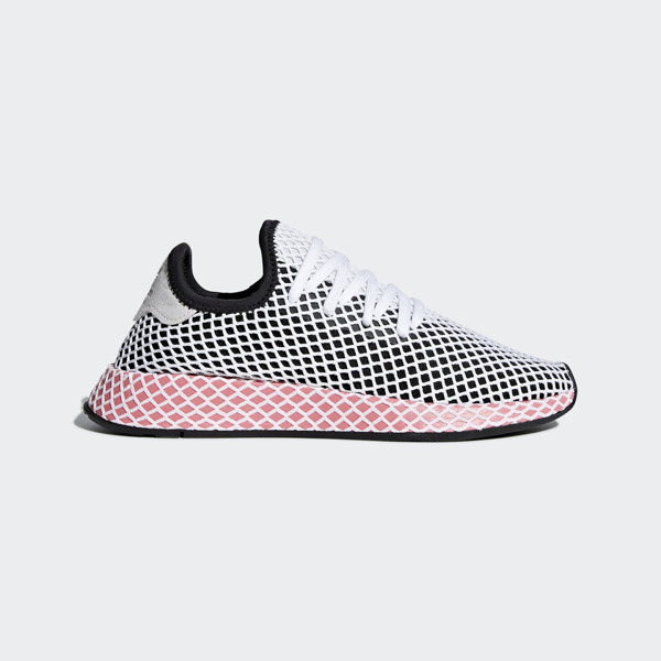 first rate 86460 99652 Buty Adidas Deerupt Runner Women CQ2909  Obuwie  Damskie  Street Colors