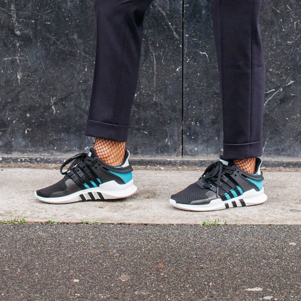 big sale cbe4f f38e5 Buty Adidas EQT Support ADV BB1311 Blueblack