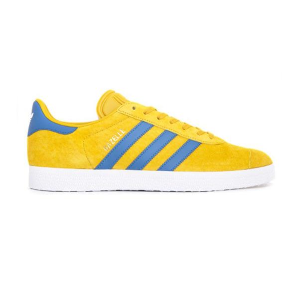 on sale a1fad d4325 Buty Adidas Gazelle BB5258 Nomad Yellow  Obuwie  Męskie  Street Colors