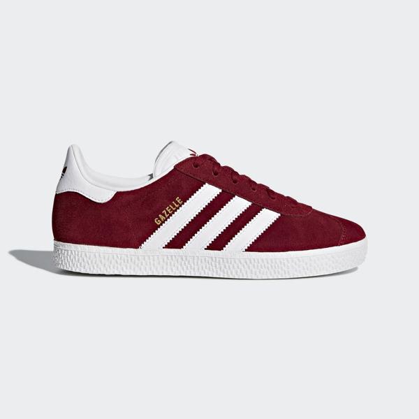 Buty Adidas Gazelle CQ2874 Burgundy | Obuwie  Damskie