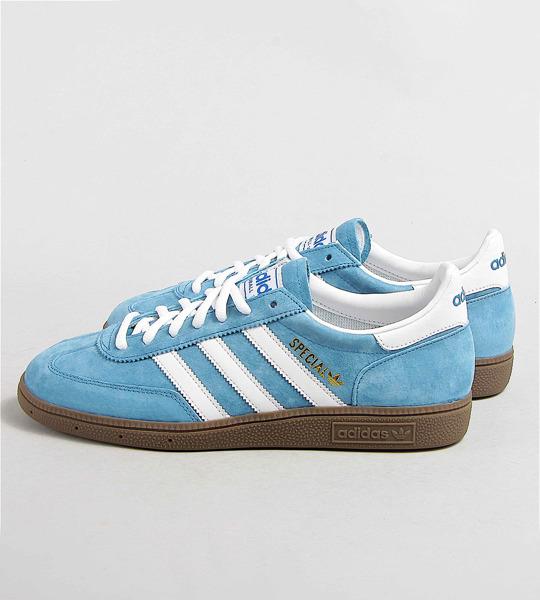 Buty Adidas Handball Spezial (033620) BlueFootwear White