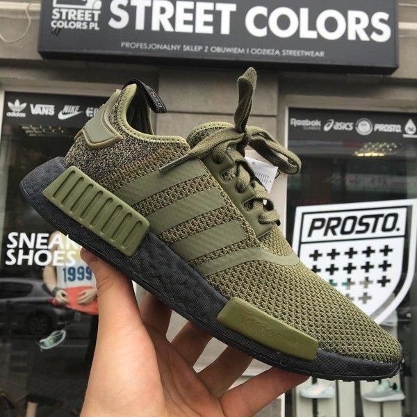 Buty męskie sneakersy adidas Originals Nmd_R1 AQ1246