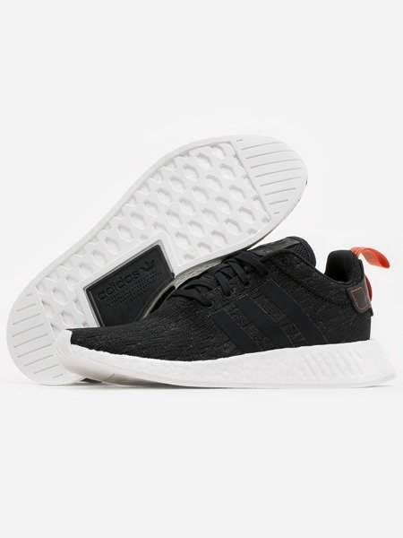 Buty Adidas NMD R2 (CG3384) Core Black Future Harvest