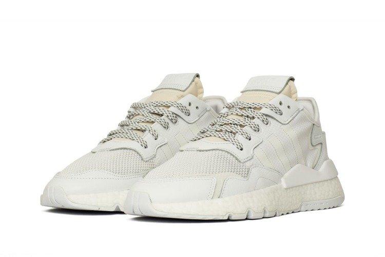 Buty Adidas Nite jogger (BD7676) White | Obuwie  Męskie