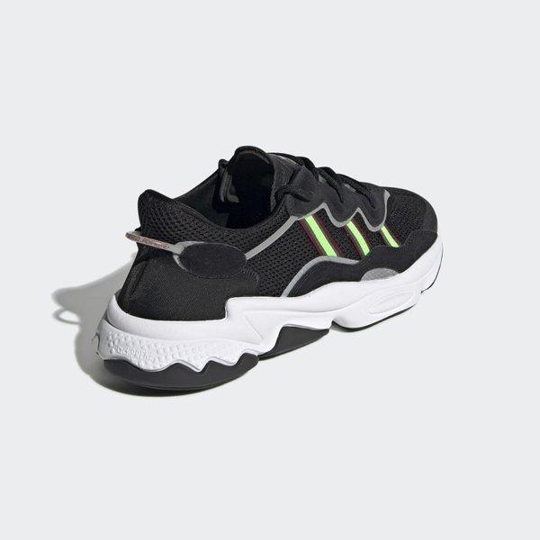 Buty Adidas OZWEEGO (EE7002) Core Black Solar Green Onix