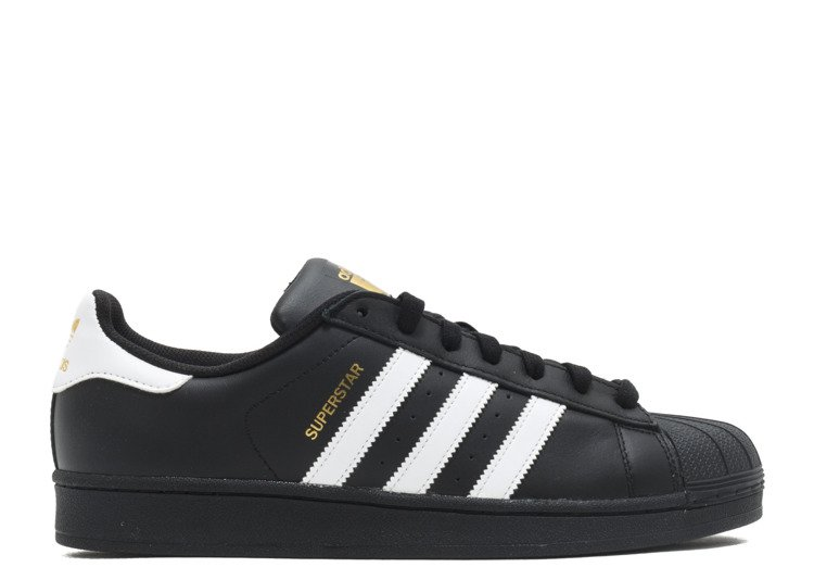 Buty Adidas Superstar Foundation B27140 CblackFtwwhtCblack