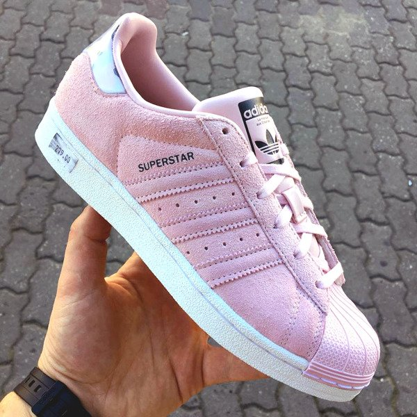 e00c78e21 Buty Adidas Superstar J B37262 Clpink/Clpink/Ftwwht | Obuwie ...
