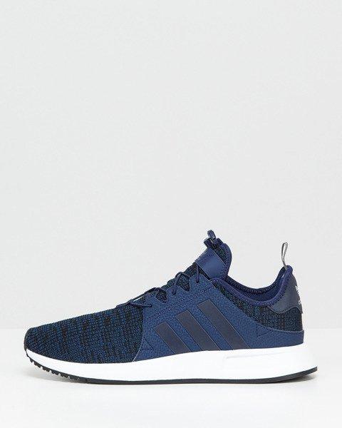Buty Adidas X_PLR BY9256 Dark BlueDark BlueGrey Three