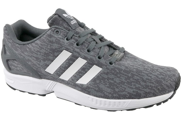 Buty Adidas ZX Flux BY9423 Grey Five Footwear WhiteCore Black