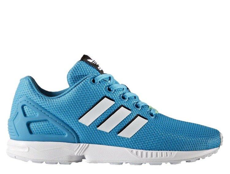 6f0051b7dabf Buty Adidas ZX Flux BY9825 Aqua Blue