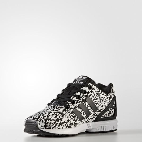Buty adidas Zx Flux J BY9829 CblackCblackFtwwht