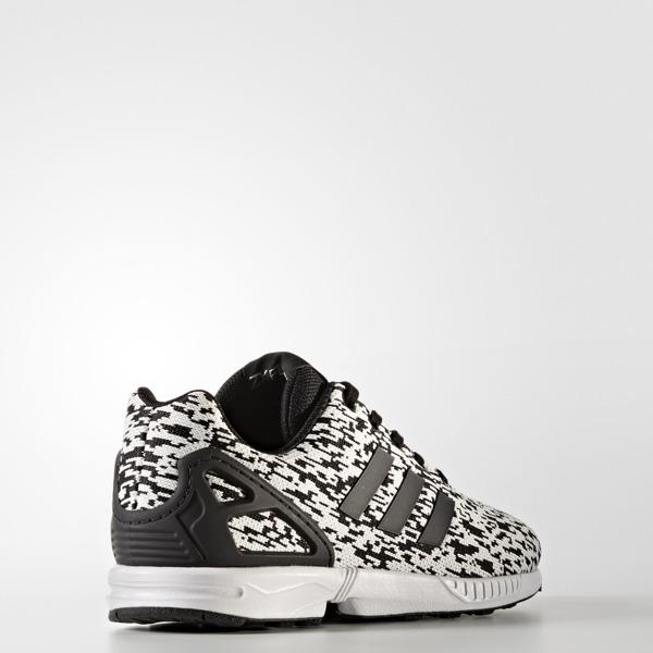 Buty Adidas ZX Flux BY9829 CblackCblackFtwwht | Obuwie