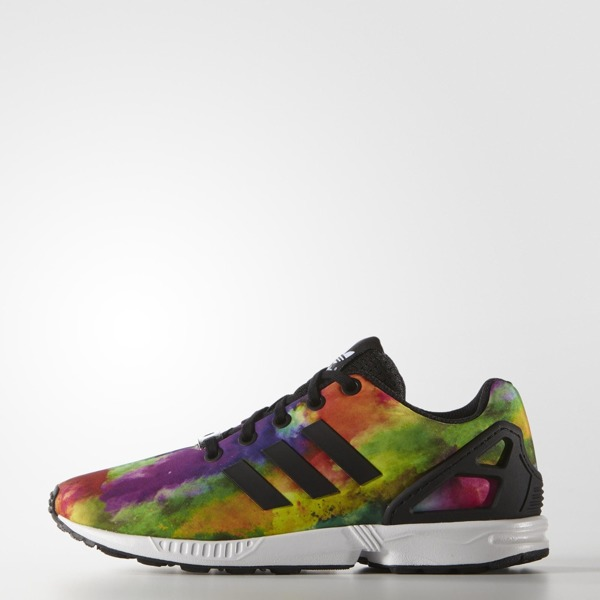 adidas zx flux multicolor damskie