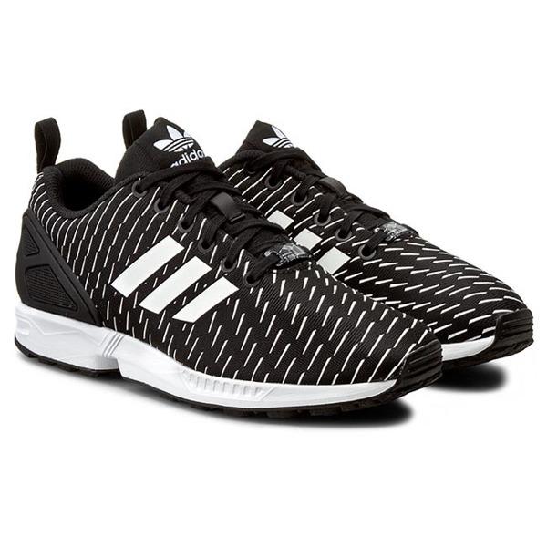 Buty Adidas ZX Flux S75525 CblackCblackFtwwht | Obuwie