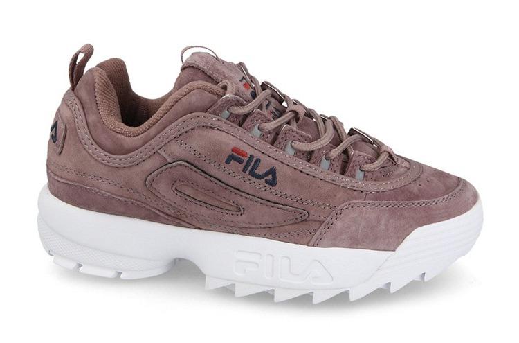 1c1aa14d Buty Fila Disruptor S Low Wmn (1010436 70W) Rose | Obuwie \ Damskie |  Street Colors