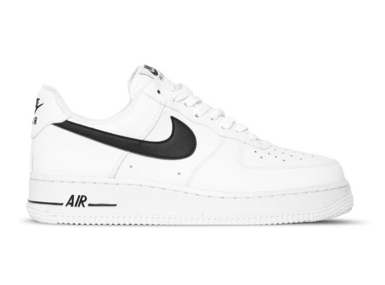 Buty Nike Air Force 1 07 (CJ0952 001) BlackWhite