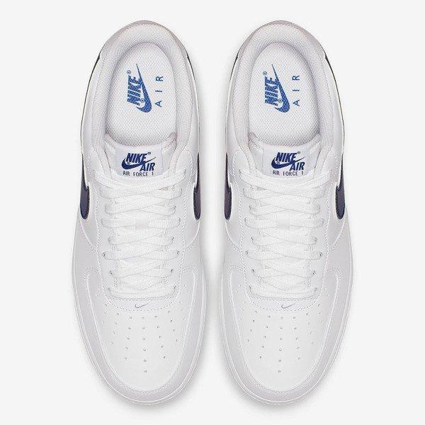 Buty Nike Air Force 1 '07 Low (AO2423 103) WHITEDEEP ROYAL