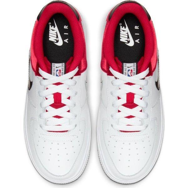 Buty Nike Air Force 1 (CK0502 600) UNIVERSITY REDWHITE
