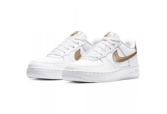 Buty NIKE Air Force 1 Ep (Gs) AV5047 100 WhiteBlur