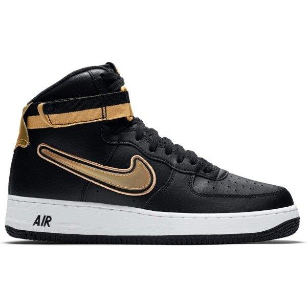 timeless design 865c6 59fb9 Buty Nike Air Force 1 High Sport AV3938-001 black/gold | Obuwie \ Męskie |  Street Colors