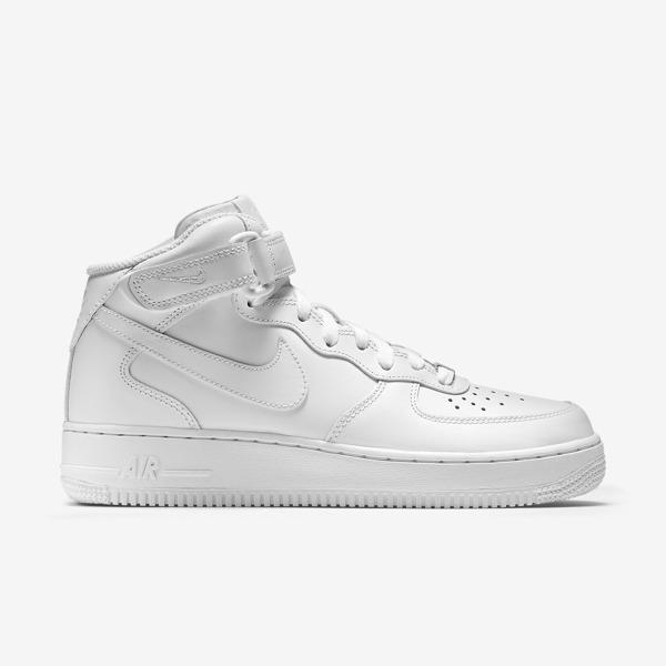 Buty Nike Air Force 1 MID gs 314195 113 | Obuwie  Damskie