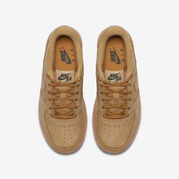 buy popular c3663 833fd Buty Nike Air Force 1 Winter Premium GS 943312-200 Flax/Flax ...