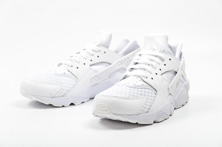 official photos 32968 605b1 Buty Nike Air Huarache 318429-111 white white