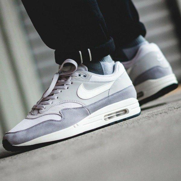 Buty Nike Air Max 1 (AH8145 011) Vast Grey | Obuwie  Męskie