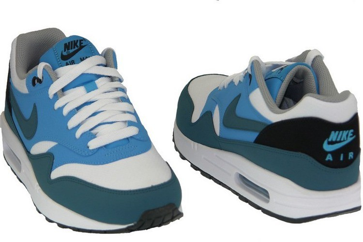 finest selection c1eed 56886 Buty Nike Air Max 1 Essential 537383-102 WhiteNightFactor  Obuwie   Męskie  Street Colors