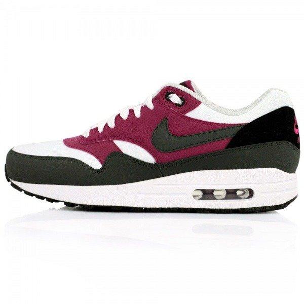 Buty Nike Air Max 1 Essential 537383 105 WhiteDark Backside