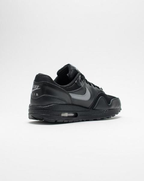 more photos 75eac c0172 Buty Nike Air Max 1 Gs 555766-043 Black  Cool Grey
