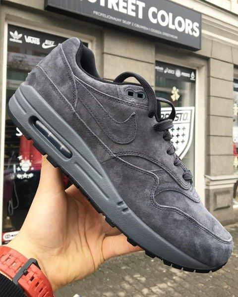 huge discount 065de b1f0d Buty Nike Air Max 1 Premium (875844-010) Antracithe black