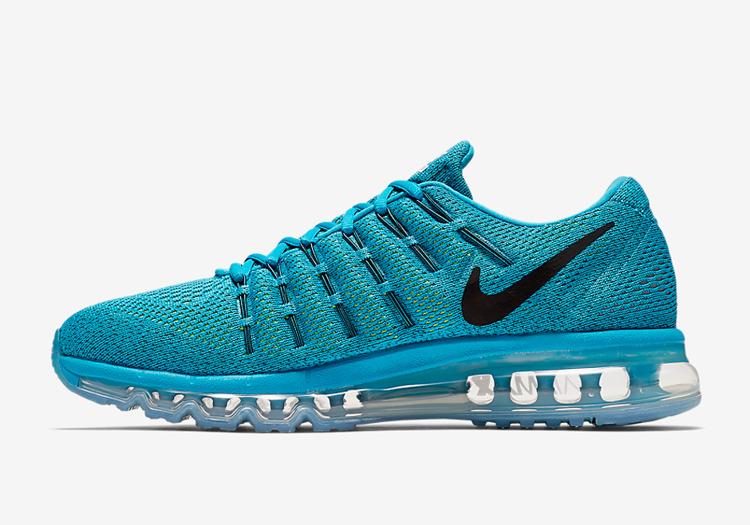 buty sneakers Nike Air Max 2016 806771 400, męskie