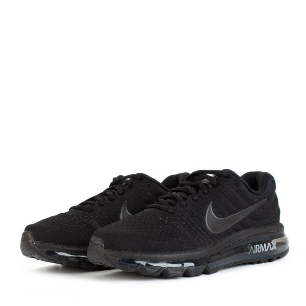 Buty Nike Air Max 2017 GS 851622 004 black