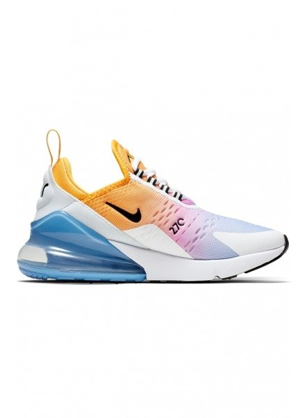 Buty Nike Air Max 270 (AH6789 702) University Gold Black