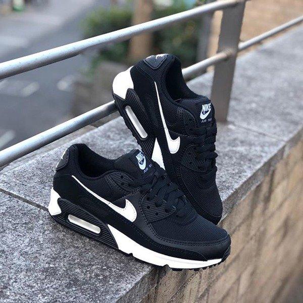 Nike W Air Max 90 Damskie Czarne (CQ2560 002)