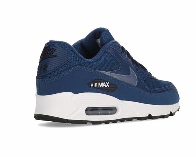 Nike Air Max 90 Essential Coastal BlueWhite Blackened Blue