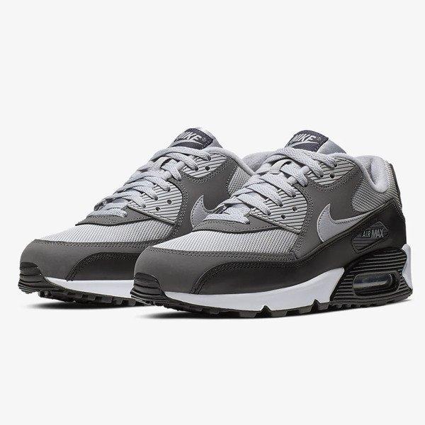 Nike WMNS Air Max 90 Premium Dark Grey Wolf Grey