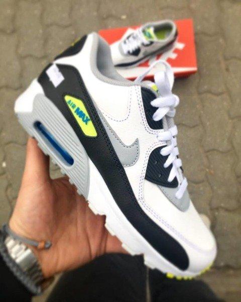 Buty Nike Air Max 90 LTR (GS) (833412 104)