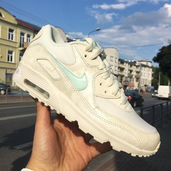 Buty Nike Air Max 90 Mesh (GS)