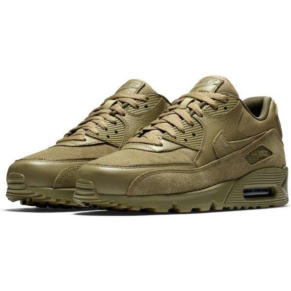Buty męskie Nike Air Max 90 Premium Neutral Olive 700155 202