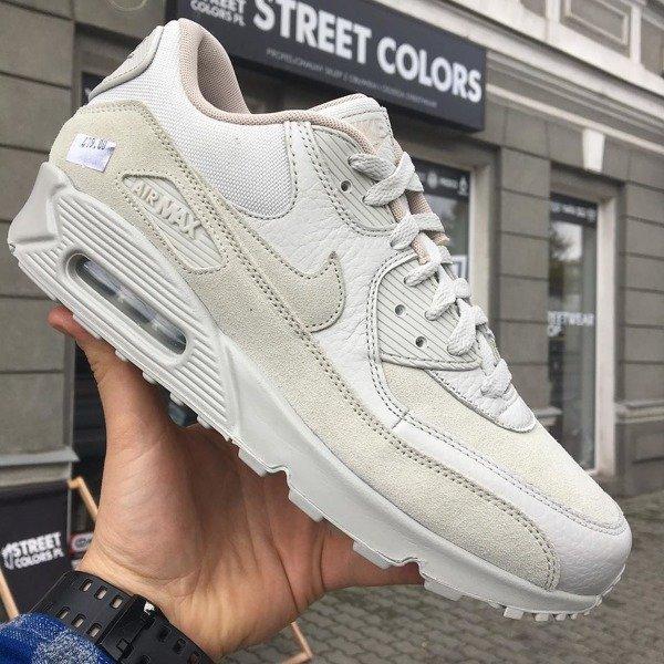 Nike Air Max 90 Premium | White | Sneakers | 700155 013