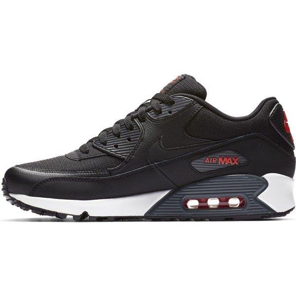 Nike Air Max 90 BlackHabanero Red Black CD1526 001