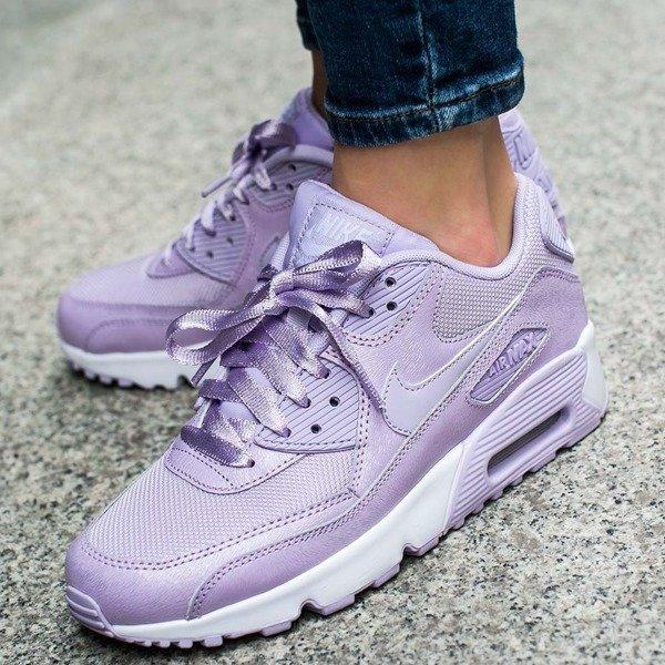 nike air max 90 violet mist