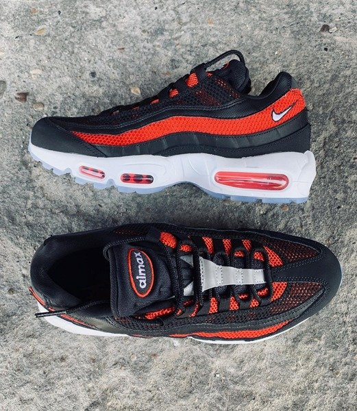 Buty NIKE Air Max 95 Essential 749766 039 BlackWhite